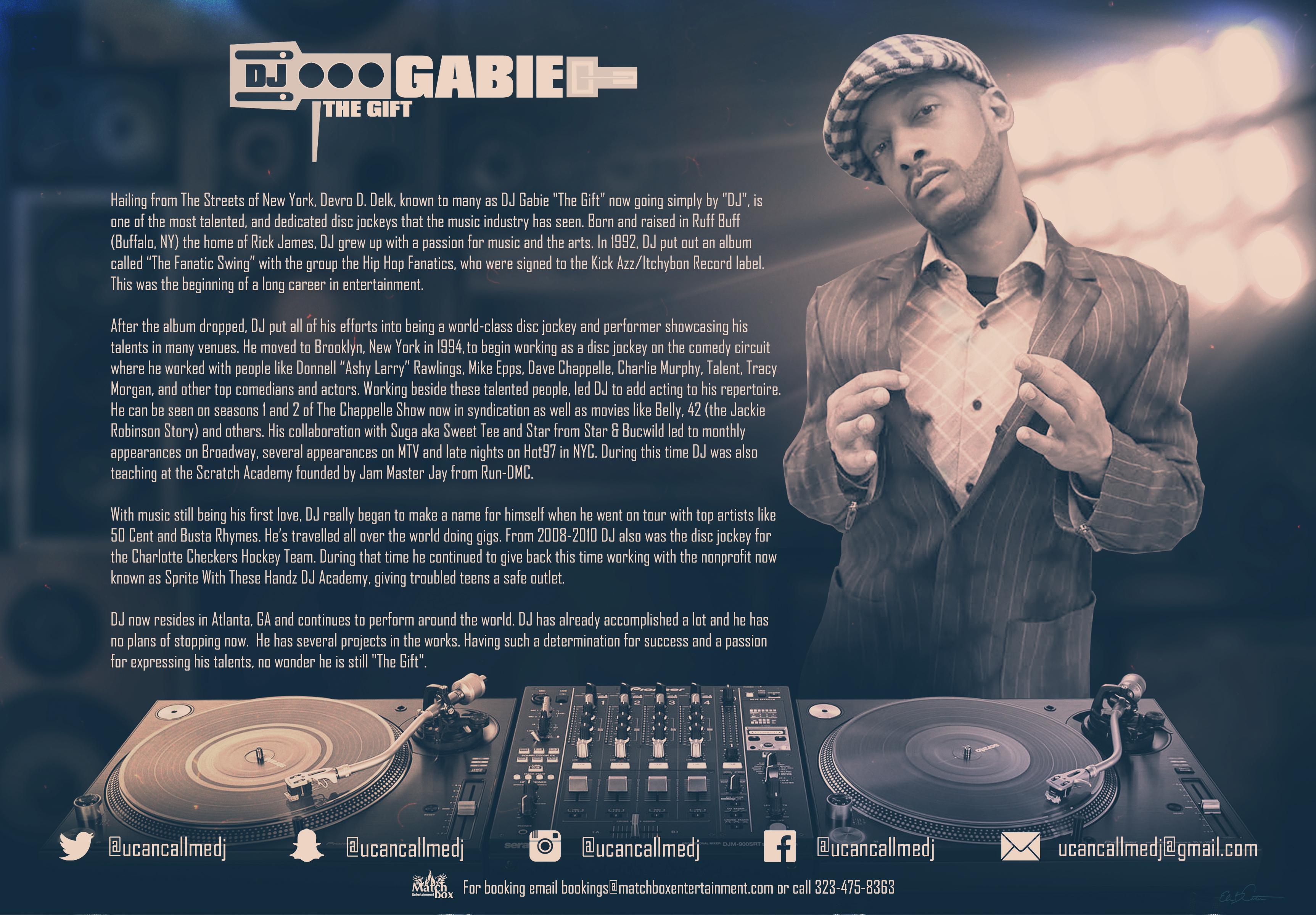 DJ Gabie