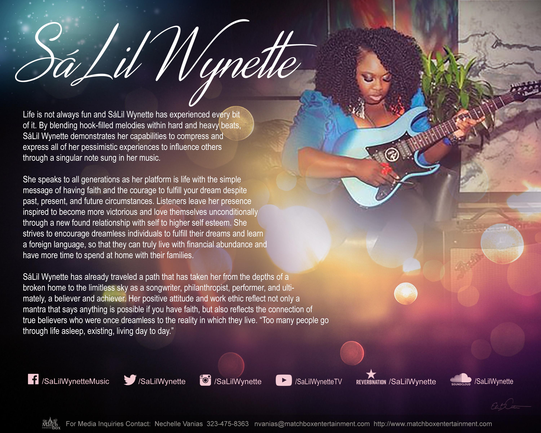 Salil Wynette