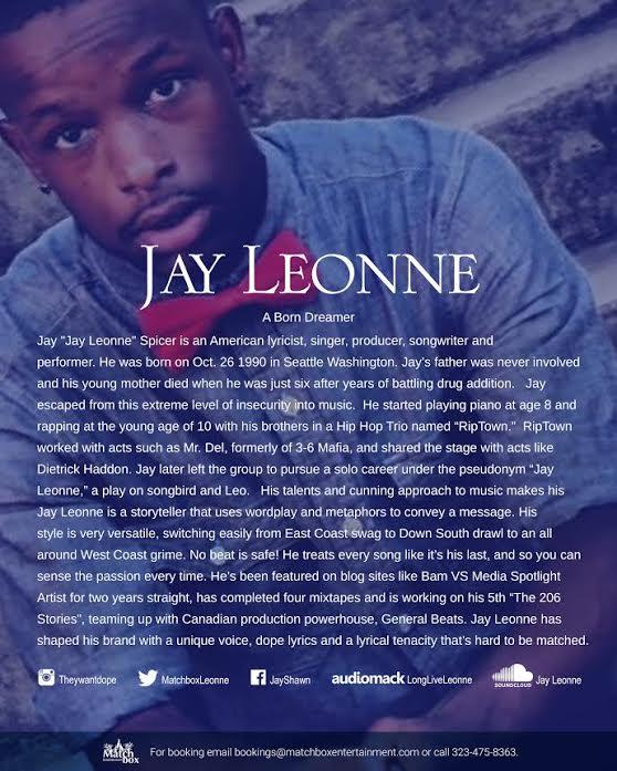 Jay Leonne